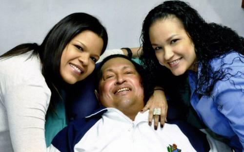 Chavez fotografato in ospedale a Cuba