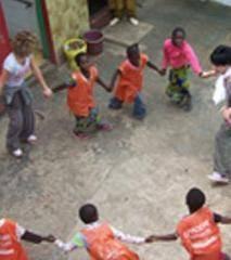 Musica e un testimonial olimpionico per finanziare «unaltroasilo» in Senegal