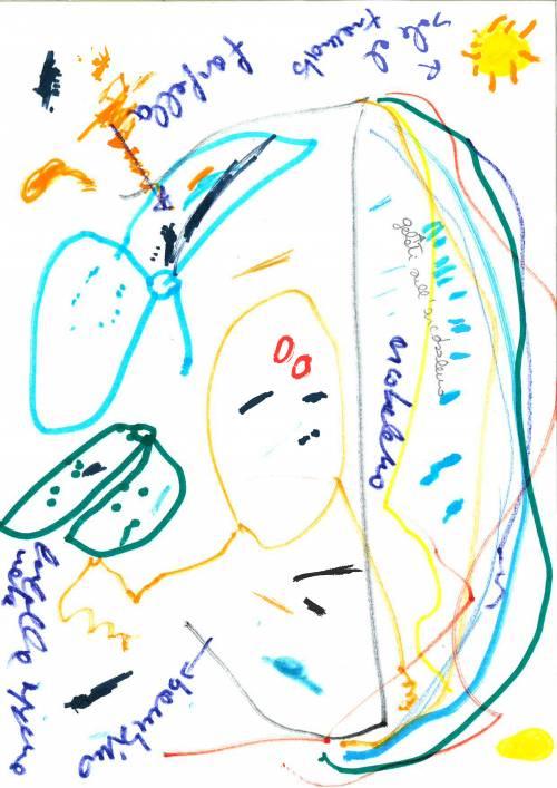 PICCOLI ARTISTI Il disegno di Matilde