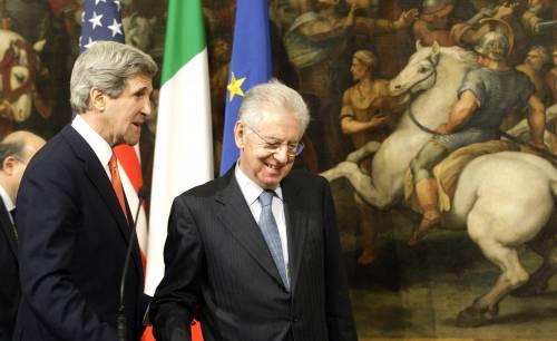 John Kerry a Roma. Incontri con esponenti del governo e Tzipi Livni
