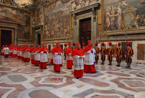 """Adesso Papa Bergoglio ha la """"maggioranza"""" in Conclave"""