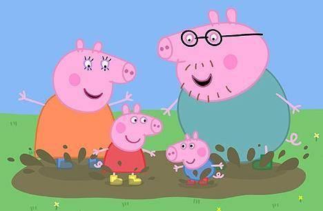 Peppa Pig supera Belen nelle ricerche su Bing