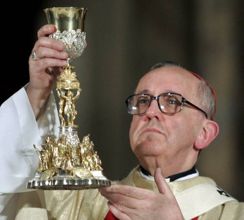 Il nuovo Papa Francesco I 12