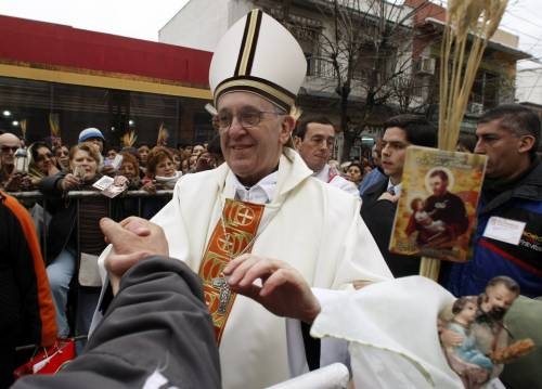 Il nuovo Papa Francesco I 11
