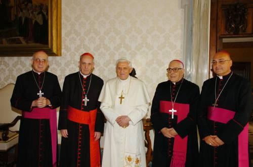 Il nuovo Papa Francesco I 6