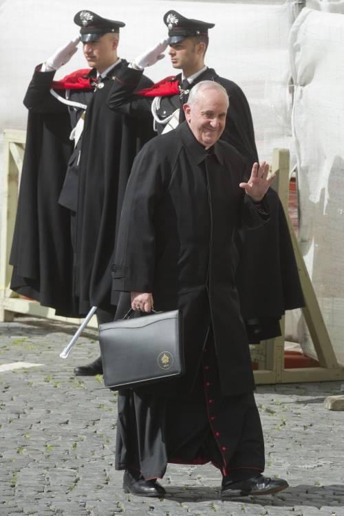 Il nuovo Papa Francesco I 5