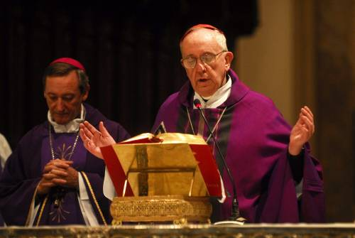 Il nuovo Papa Francesco I 8