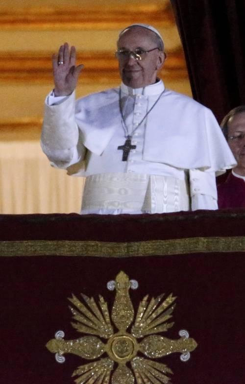 Il nuovo Papa Francesco I 9