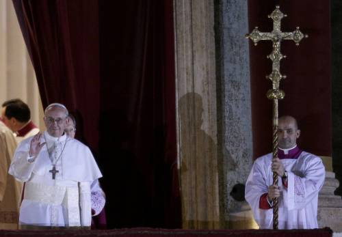 Il nuovo Papa Francesco I 10