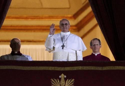Il nuovo Papa Francesco I 15
