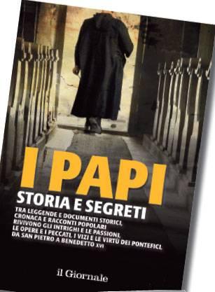 """""""Storia dei Papi"""": santi, peccatori e vicari di Cristo"""