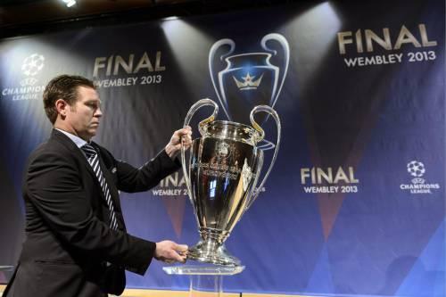 Champions League: la Juve pesca il Bayern Monaco
