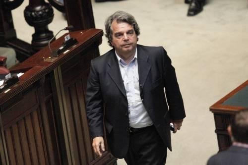 L'ex ministro Renato Brunetta