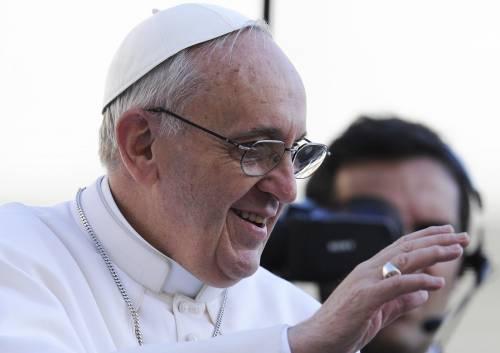 Il giorno di Papa Francesco