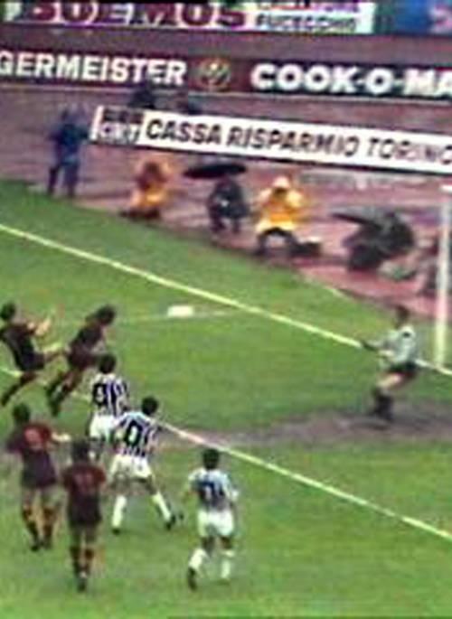Turone: «Basta con 'sta storia del mio gol»