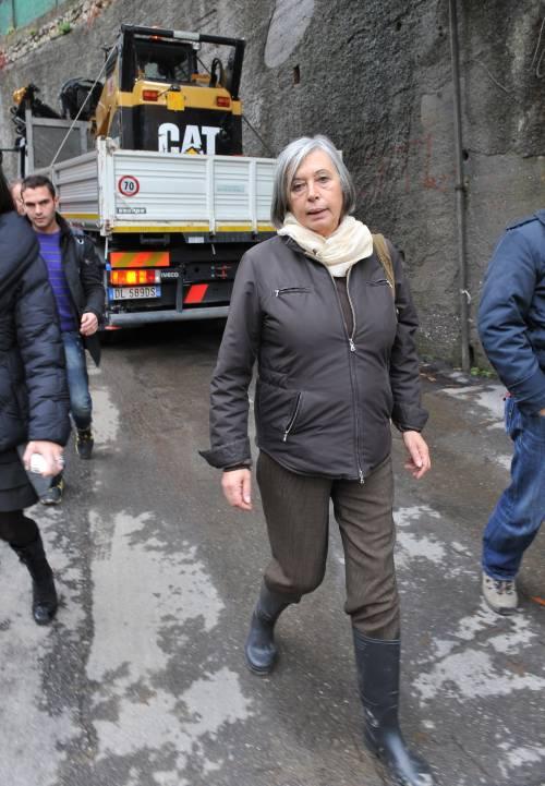 """Alluvione di Genova, l'ex sindaco Vincenzi a giudizio. Ma lei: """"Voglio tornare in politica"""""""