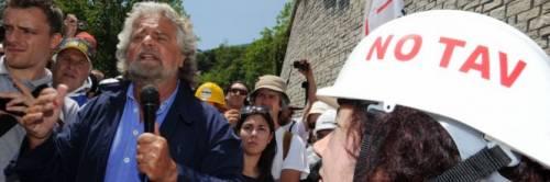 Grillini, anarchici e No Tav: ispezione in Val di Susa