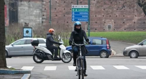 In Ztl con lo scooter spento: arriva la multa