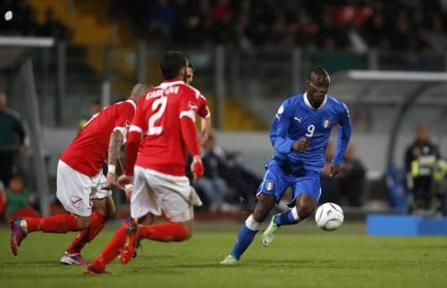 Malta-Italia: Balogol e Buffon, la Nazionale è tutta qui