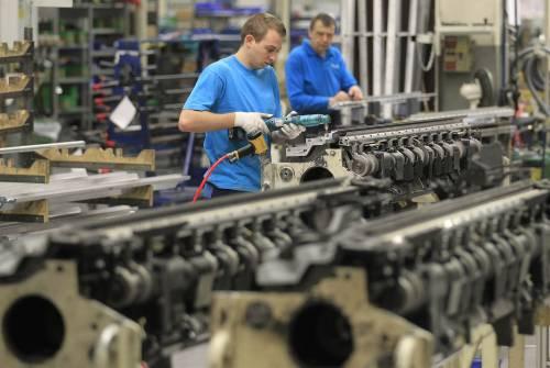Industria, la produzione arranca: nel 2019 giù dell'1,2%