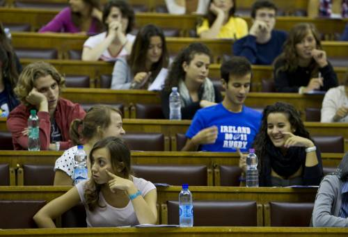 Sì ai test, la Corte europea promuove il numero chiuso