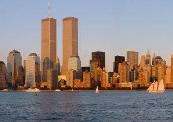 New York, 40 anni fa l'inaugurazione delle Torri gemelle
