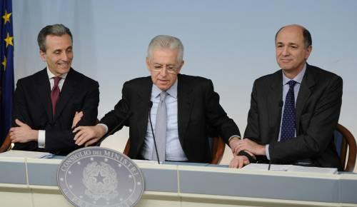 """Debiti Pa, via libera al decreto da 40 miliardi. Monti: """"Indignato dalle critiche"""""""