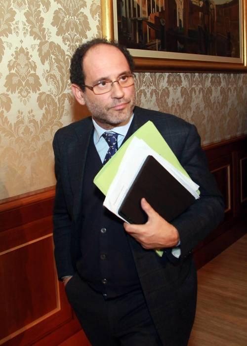 Il leader di Rivoluzione Civile Antonio Ingroia a Roma