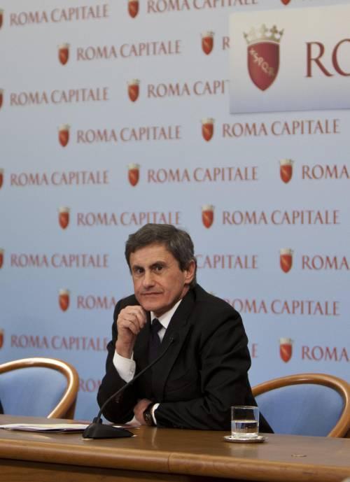"""Gianni Alemanno: """"Così ho salvato Roma dal dissesto finanziario"""""""