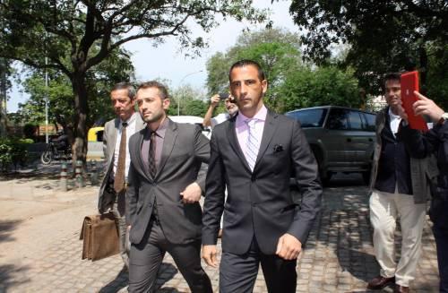 India, Staffan De Mistura inviato speciale in India per il caso marò
