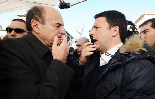 Nel Pd è (di nuovo) guerra: Bersani lancia la Finocchiaro