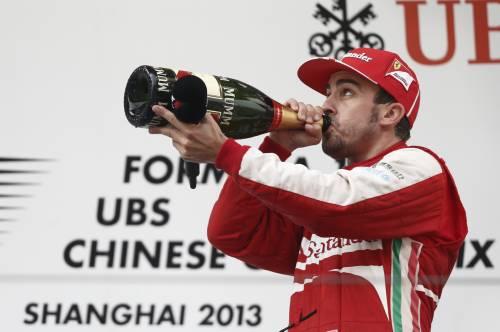 Alonso si dà al ciclismo e salva la Euskaltel