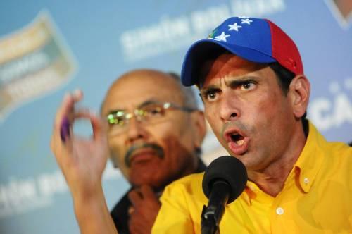 Elezioni in Venezuela, Capriles fa ricorso al Tribunale supremo