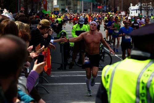 A Boston la maratona più antica e difficile del mondo