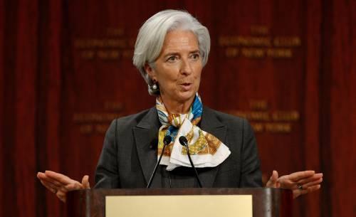 Madame Fmi inciampa nello scandalo Tapie