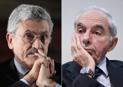 Totopresidente: Amato e D'Alema in pole