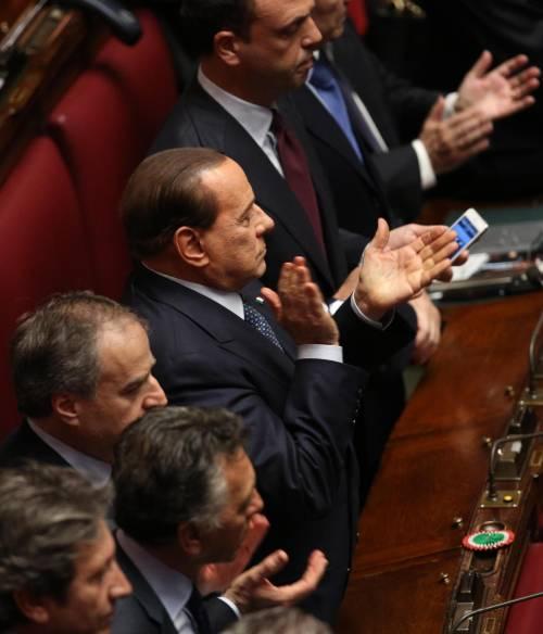 Berlusconi disegna l'identikit: esecutivo politico e anti tasse