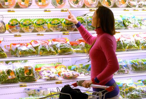 """Per la prima volta salgono i consumi delle famiglie: """"Effetto 80 euro minimo"""""""