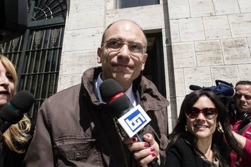 Enrico Letta, il giovane Dc che deve far da paciere tra Pd e Pdl