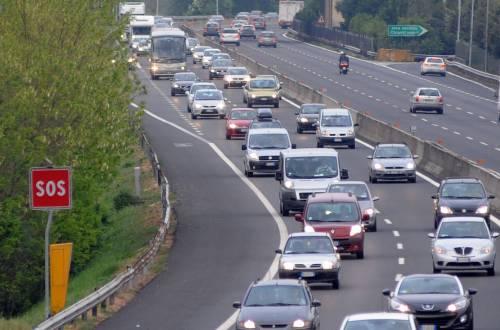 Ecco le partenze intelligenti: il calendario dei bollini rossi delle autostrade ad agosto