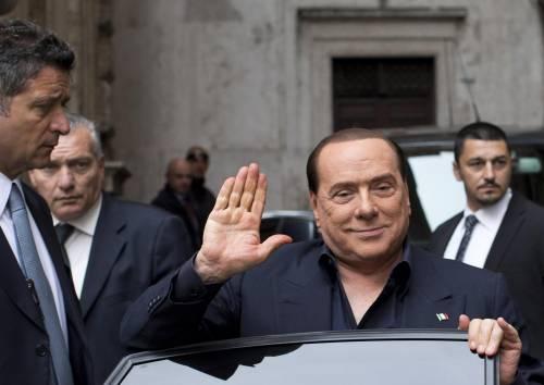 Berlusconi ancora nel mirino: sentito 3 ore sui soldi a Tarantini