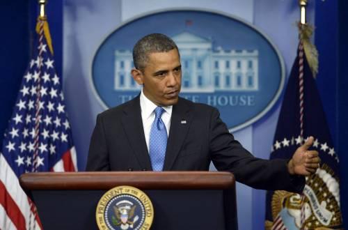 "Obama: ""In Siria usate armi chimiche"""