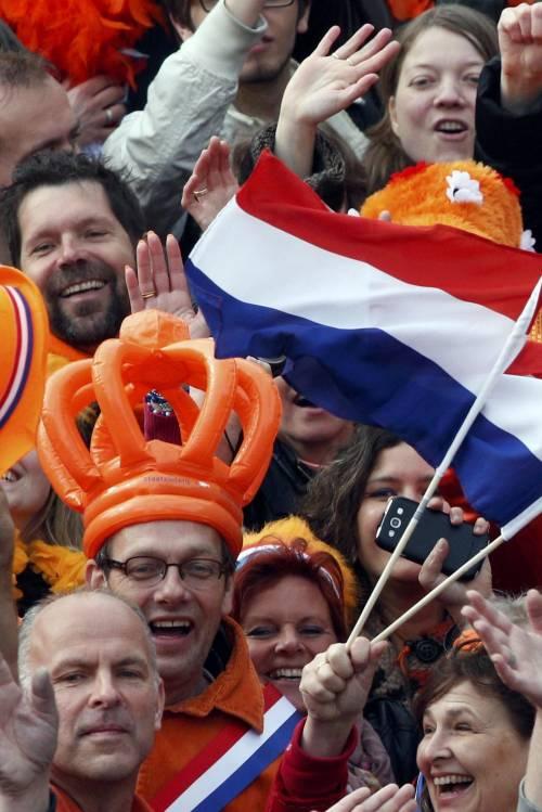 Olanda, Guglielmo è re Ma la nuova stella è la consorte Maxima
