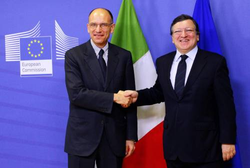 """Letta a Bruxelles da Barroso: """"Più spazi per la crescita"""""""