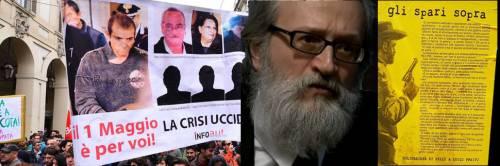 Quelli che inneggiano all'attentatore di Roma, Luigi Preiti