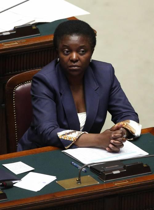 La Lega attacca il ministro Kyenge ma aiuta la sorella