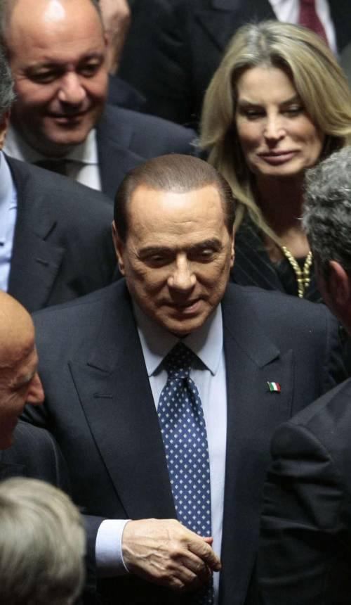 Berlusconi avvisa Letta: «Sulle tasse non si scherza»