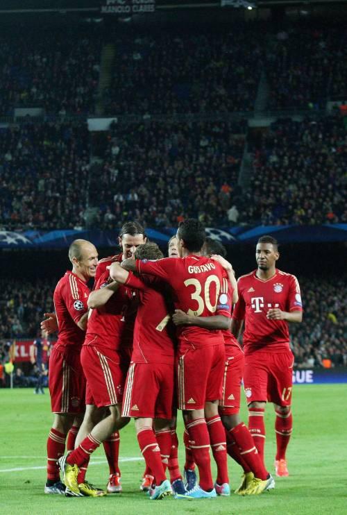 """La vendetta del fattore B. Mou diventa """"Semispecial"""" e il Bayern rimane grande"""