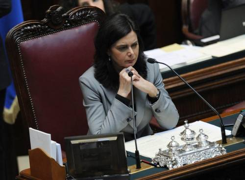 """Boldrini: """"L'attacco alle deputate Pdl? Il sessismo va condannato"""""""