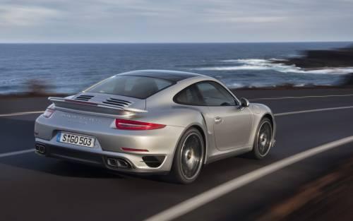 Porsche 911 Turbo e Turbo S